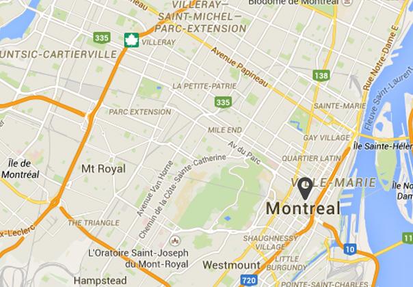Montréal - Services par arrondissement