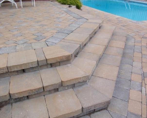 Blocs Transpavé - Transpavé paving stones