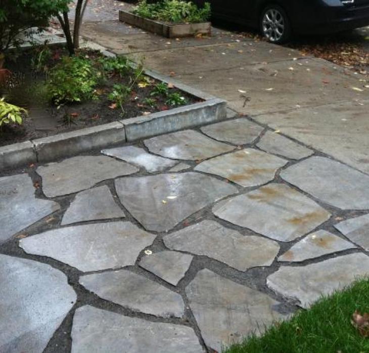 Faire une allee en pierre naturelle 15 allee de pierre saint marc